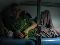 sleeper train India