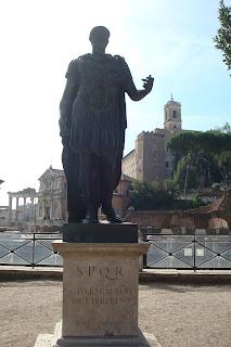 Julius Ceasar, Rome