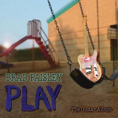 brad paisley 5th gear album cover. quot;This album is my love affair