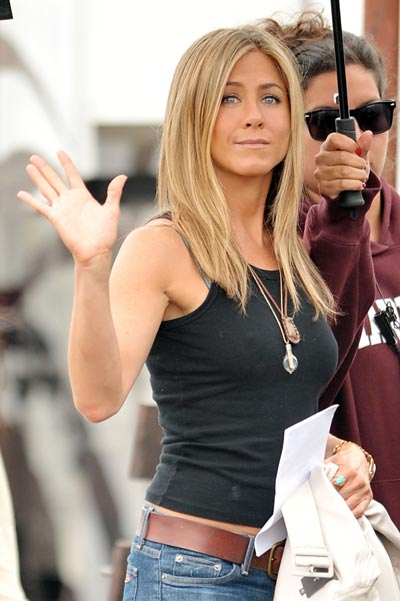 Celebrities World Jennifer Aniston