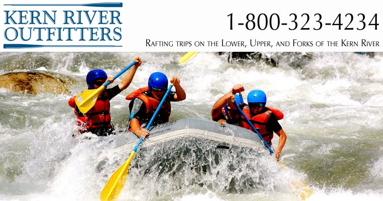 Kern River Rafting Trips