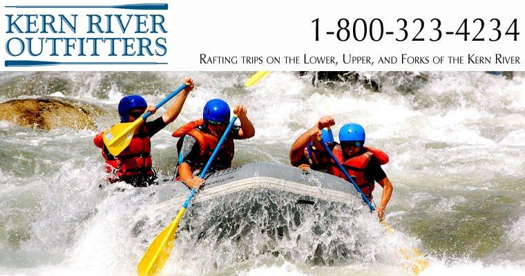 Kern River Rafting Trips