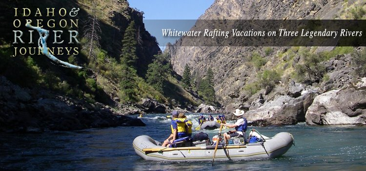 Middle Fork and Main Salmon Rafting with Idaho River Journeys