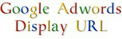 Google Adwords Display URL
