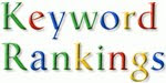 Google Analytics Keyword Rankings