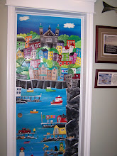 """St. John's Harbour"" by Cara and Pam"