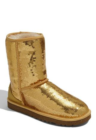 red sequin uggs cheap