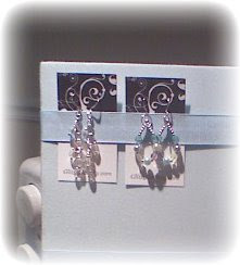 Earring Card from Glitzy Gal