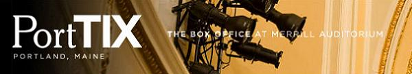 PortTix: The Box Office at Merrill Auditorium