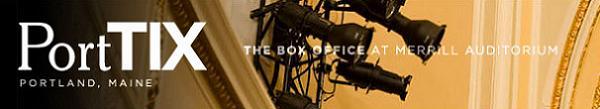 PortTix: The Box Office at Merrill Auditorium