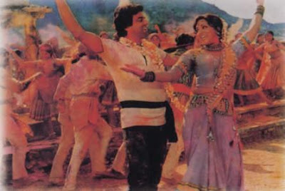 Holi song of Sholay