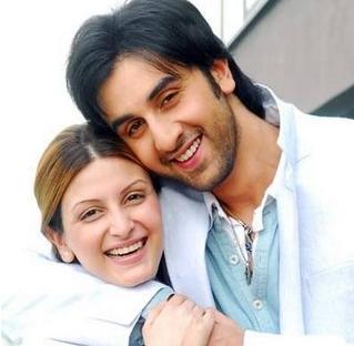 Ranbir Kapoor & Riddhima Kapoor