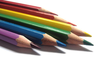 Colored Pencils 12 by Silvaran