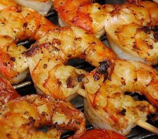 Barbeque Shrimp recip picture