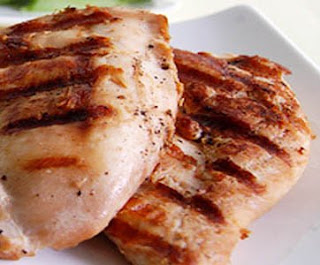 Apple Honey Grilled Chicken Glazed recipe picture