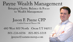 My Financial Guy, Jason Payne   801 226-6036