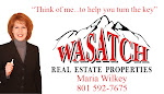 Maria Wilkey, Wasatch Real Estate Properties