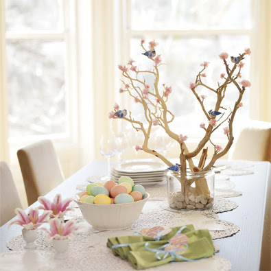 easter decoration 2011 and easter table decorating ideas and easter eggs decorations