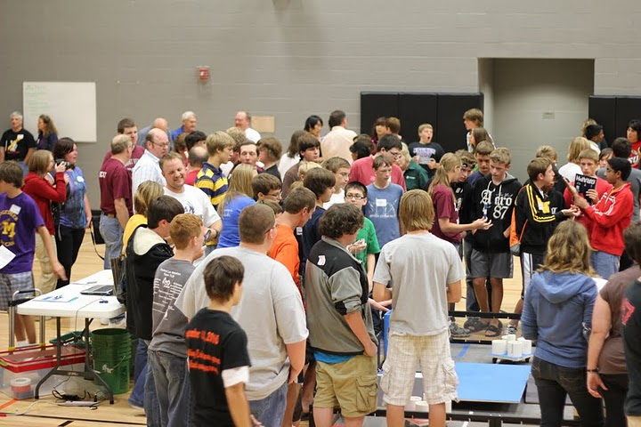 Iowa is on track for more than 40 FTC teams. Just two years ago Iowa had