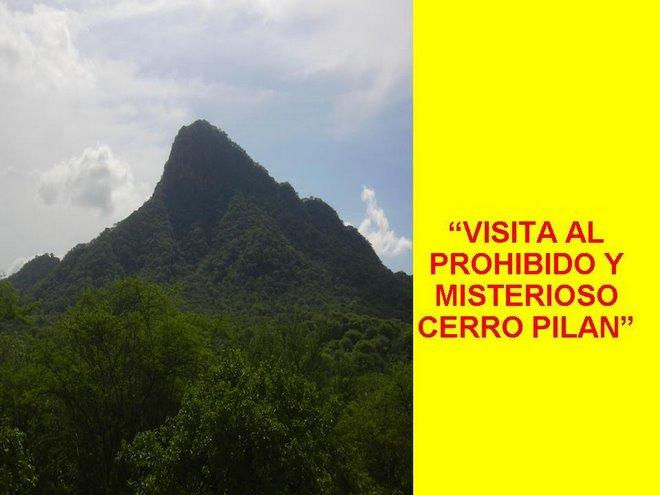 CAMINATA AL PROHIBIDO Y MISTERIOSO PILAN
