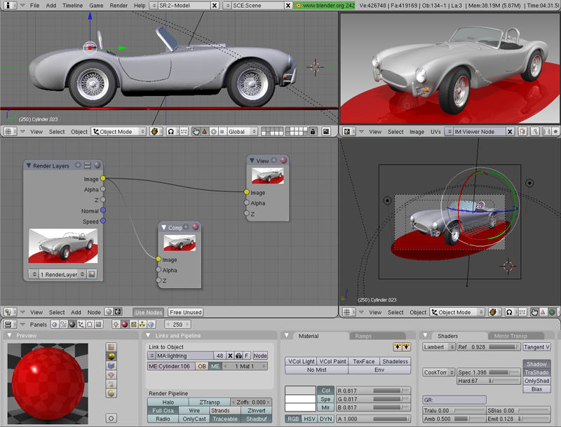 Online free stuffs blender 3d animation software free Free 3d software