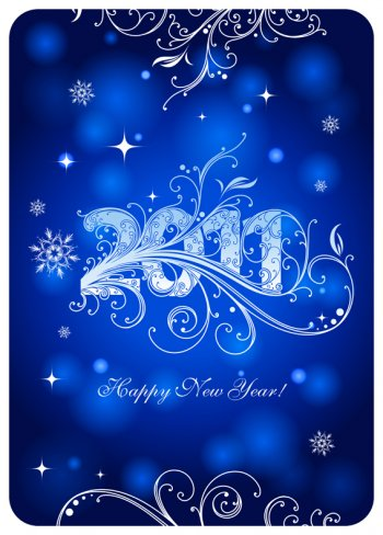 Happy New Year 2011 Greeting cards welcome new year 2011 greeting card