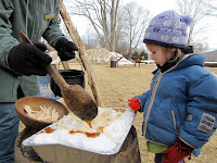 Sugaring Off Sundays at The Farmers Museum