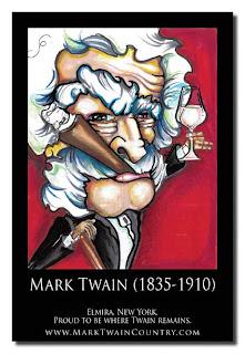Chemung County Celebrates Mark Twain in 2010