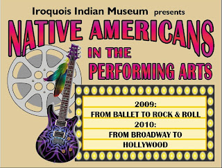 New Exhibit On Native American Performing Arts Opens