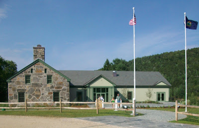 Vermont: New Calvin Coolidge Museum Opens