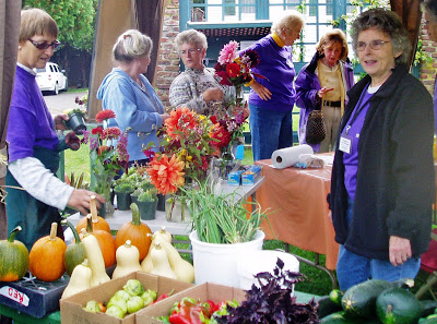 Fort Ticonderoga's Harvest Market, Plant Sale