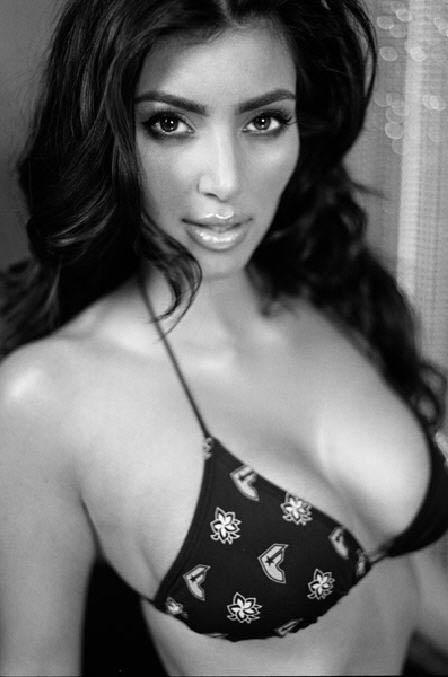 Catch Kim Kardashian Bikini topless too.