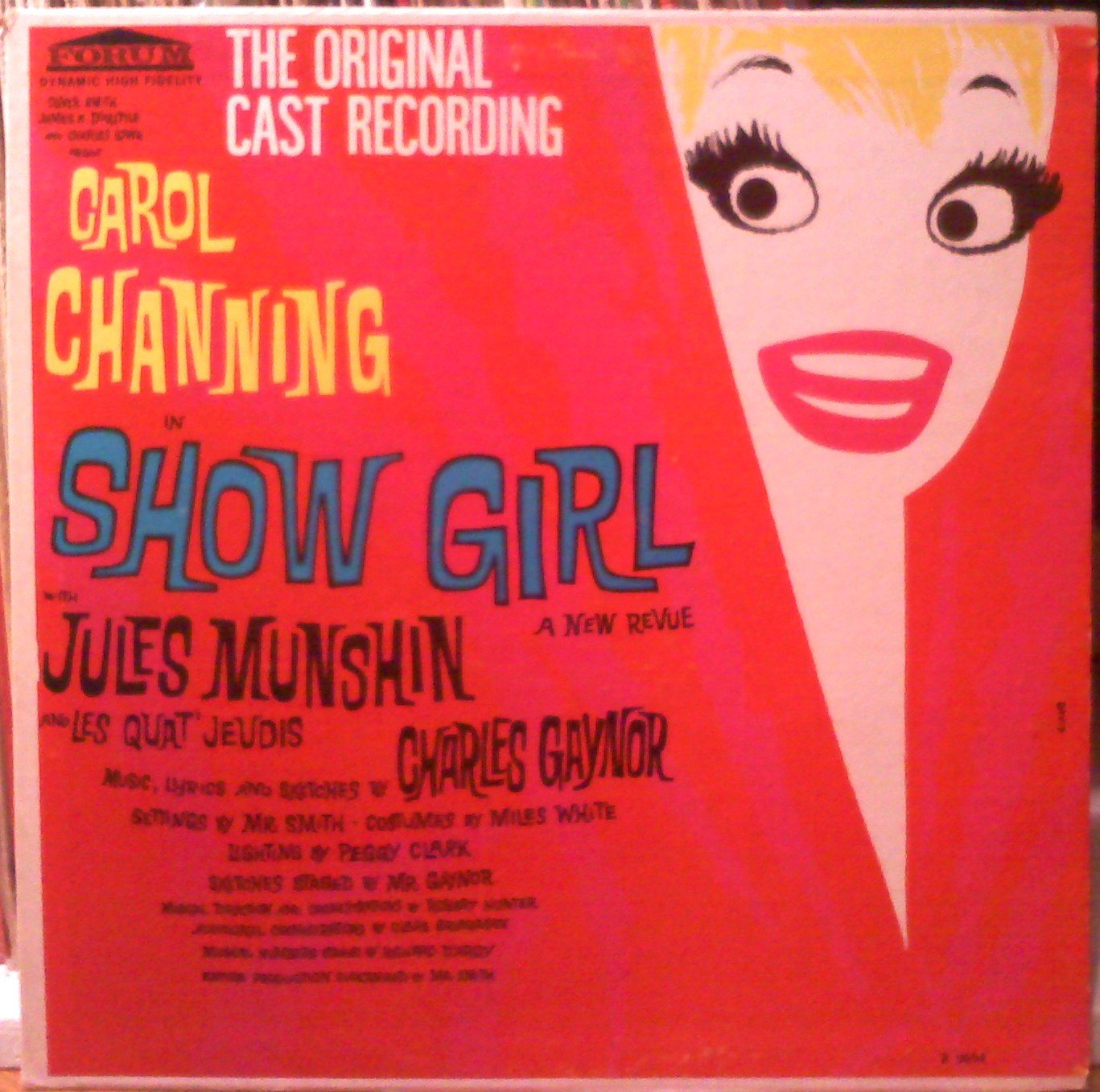 vinyl whores happy birthday carol channing. Black Bedroom Furniture Sets. Home Design Ideas
