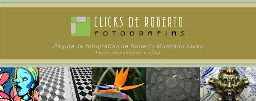 Fotografias de Roberto Machado Alves