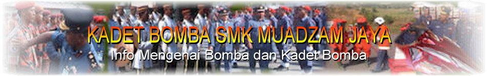 Kadet Bomba SMK Muadzam Jaya