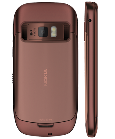 the Nokia C7 (ha ha ha ha)