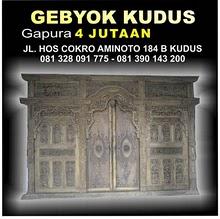 GEBYOK KUDUS