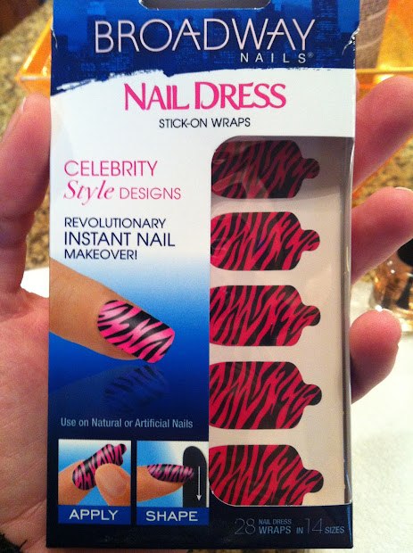 nail wraps walgreens