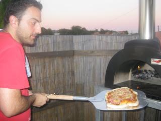 My husband – Il Pizza Maestro
