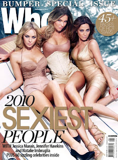 Who's Sexiest People for 2010