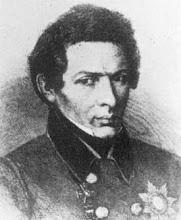 BOLYAI Janos (1802-1860)