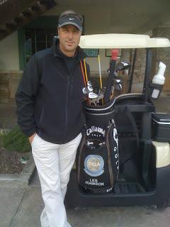 Les Johnson, PGA