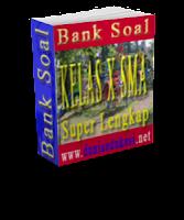 BANK SOAL KELAS 10 SMA