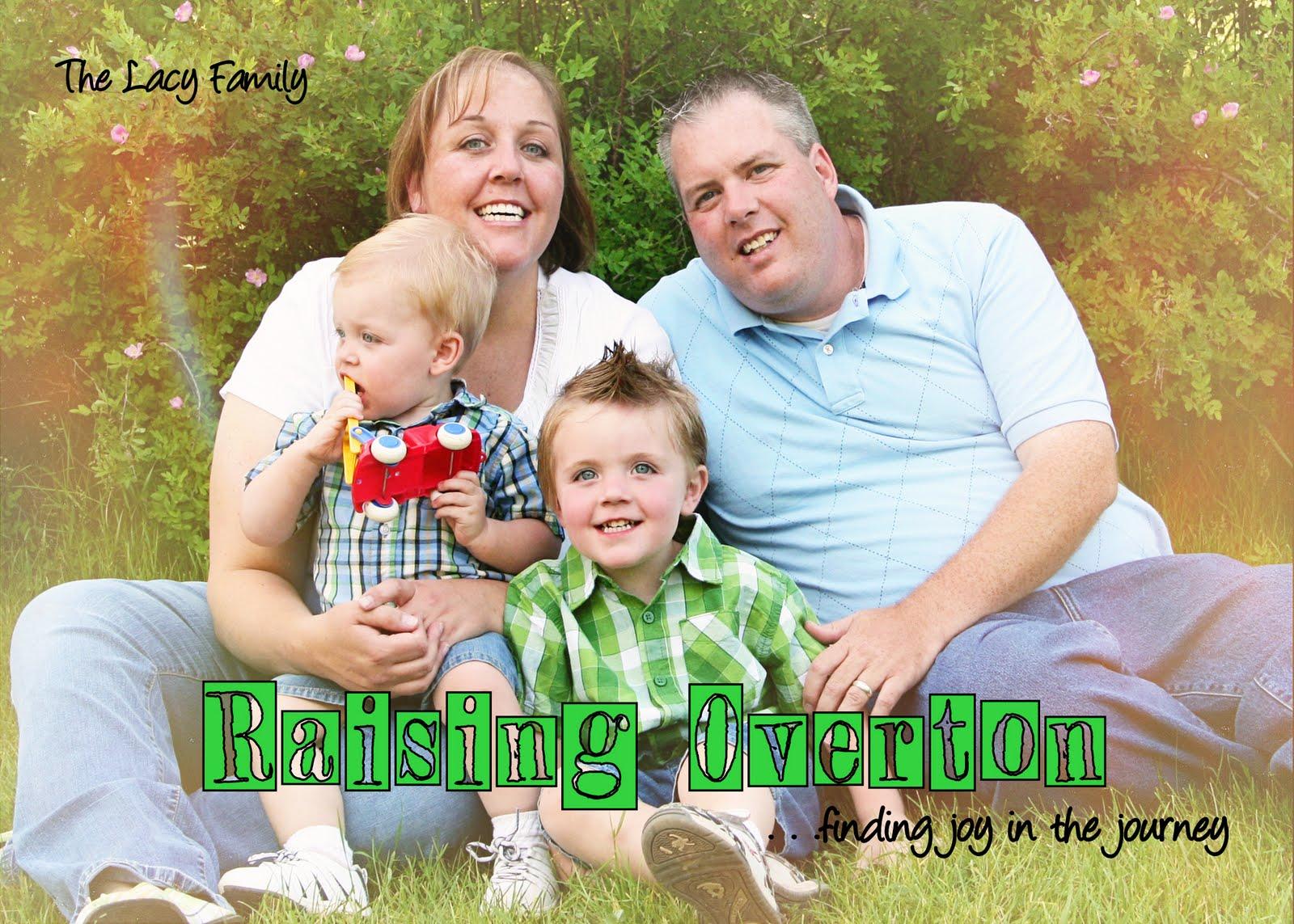 Raising Overton