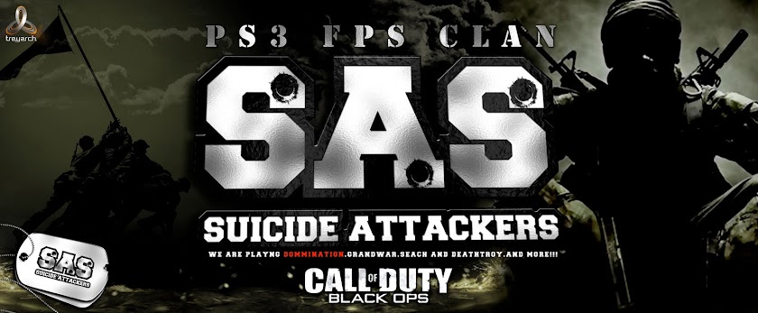 PS3 FPS CLAN S.A.S