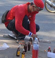 หลักการและธรรมเนียมปฎิบัติของชาวเสื้อแดง