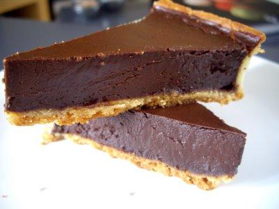 recettes de g teaux tarte au nutella. Black Bedroom Furniture Sets. Home Design Ideas