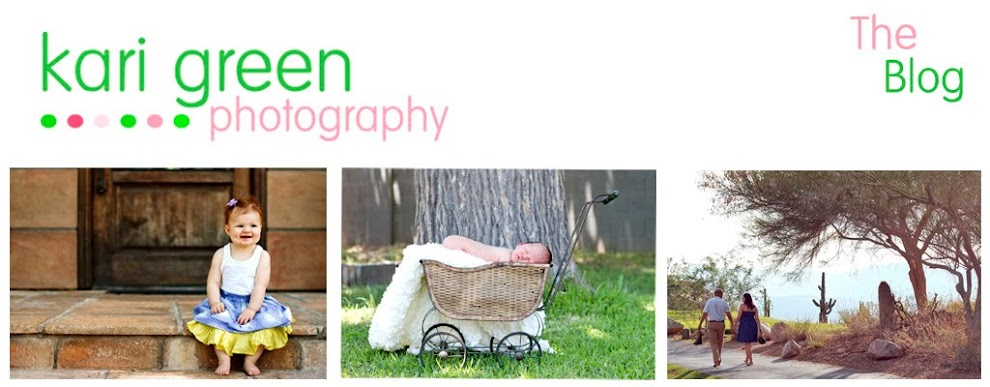 Kari Green Photography - Newborn Baby Child Senior Family Photographer Queen Creek, AZ