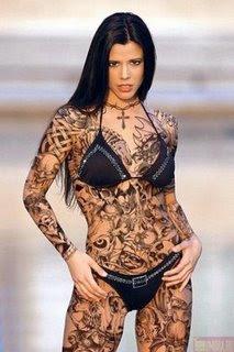 Don Ed Hardy Tattoos