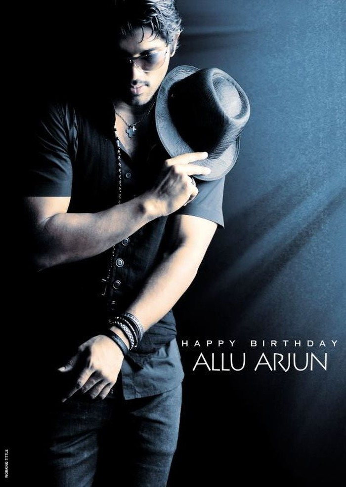 allu arjun rocking in arya 2,arya 2 working stils